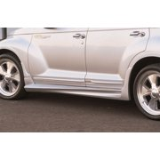 Xenon 10023 Side Skirt Fits 01-10 PT Cruiser