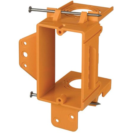 Gang Bracket (Union 100a Single-Gang Low-Voltage Bracket )
