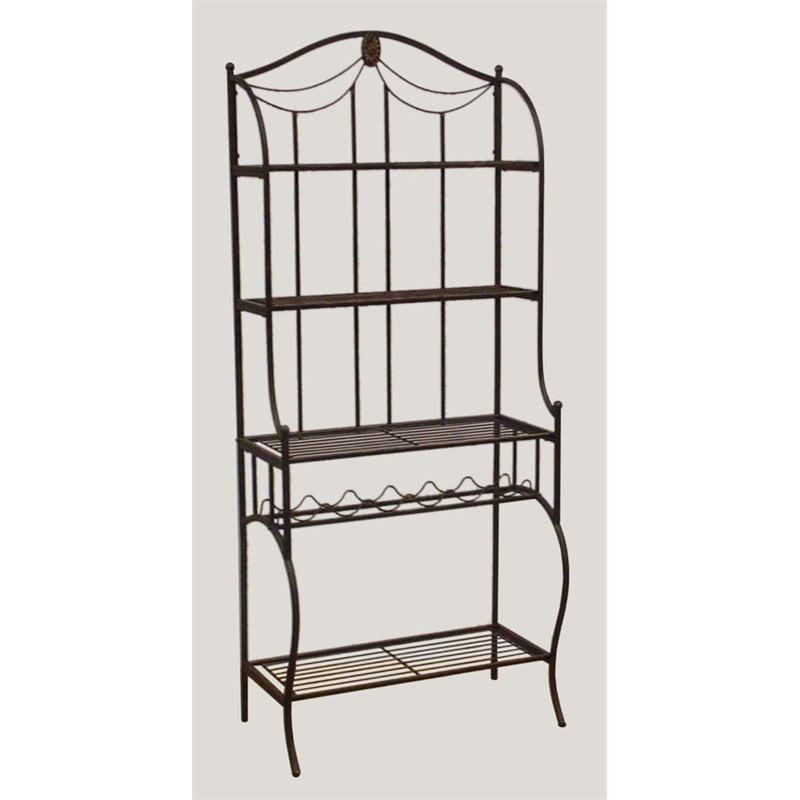 Hillsdale Furniture Camelot Baker's Rack