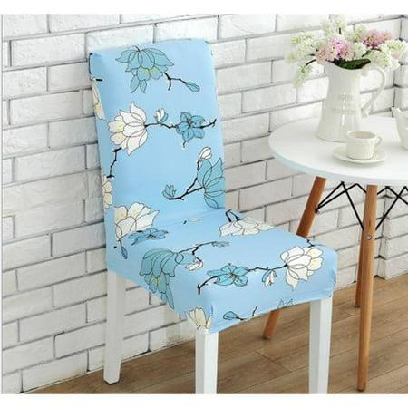 Winston Porter Elegant Box Cushion Dining Chair Slipcover Walmartcom