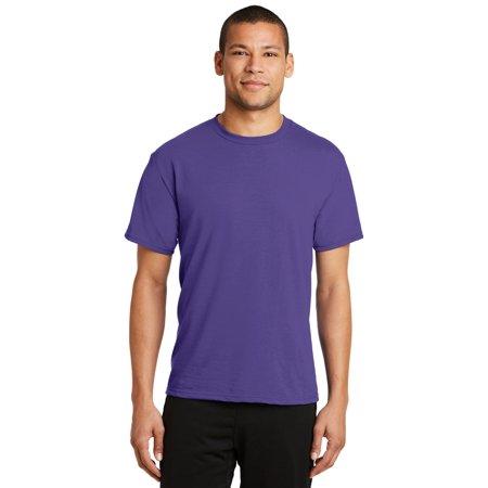 Port & Company® Performance Blend Tee. Pc381 Purple 4Xl - image 1 de 1