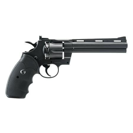 Umarex Colt Python BB Gun, .177 Cal, C02 Air Pistol, 6 inch