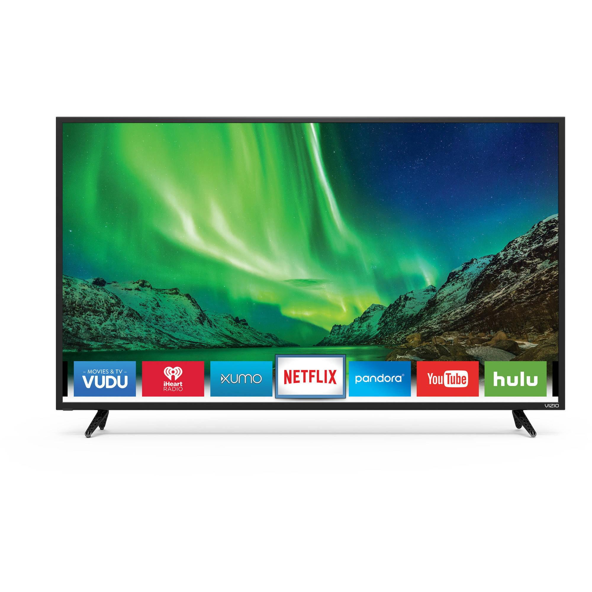 """Vizio D-Series 55""""-Class UHD Smart LED TV D55-E0"""