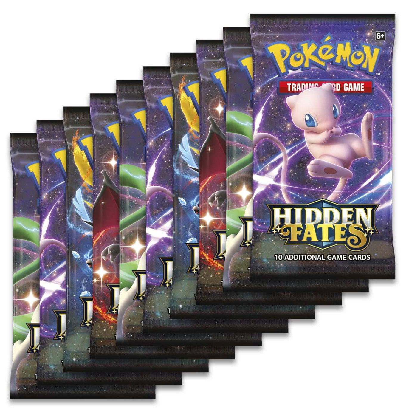Pokemon Hidden Fates Premium Collection LUNALA GX SM103a Full Art Rare Holo NM//M