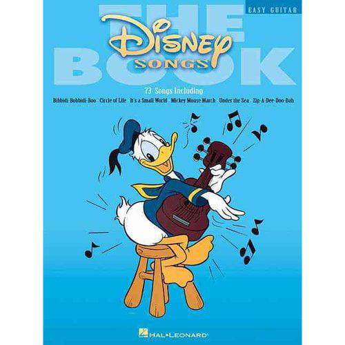 The Disney Songs Book