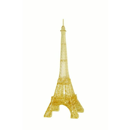 3d Wooden Puzzle Airplane (Deluxe 3D Crystal Puzzle - Eiffel Tower )