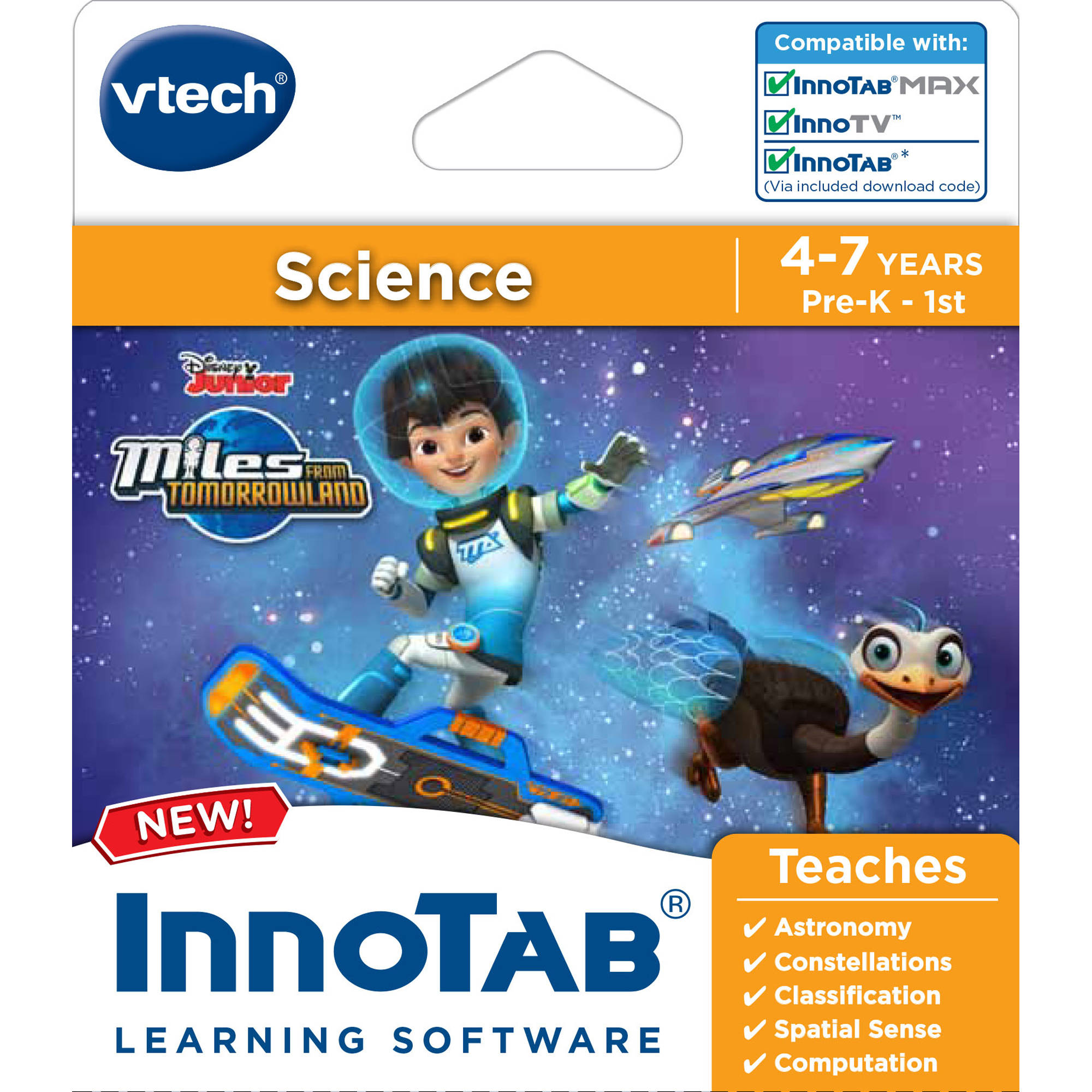 InnoTab Miles from Tomorrowland