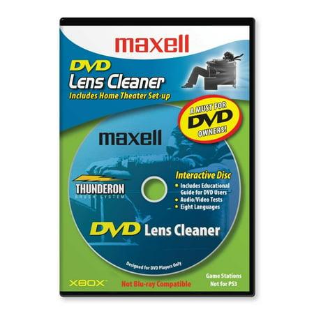 Maxell DVD-LC DVD Lens Cleaner ()