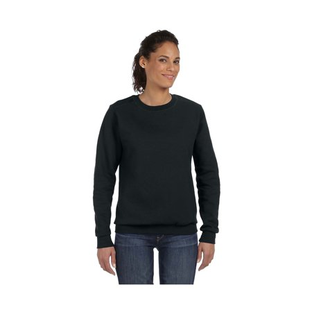 c9a41efe6 Anvil Women's Fashion Cotton Fleece Crewneck Sweatshirt, Style 71000L