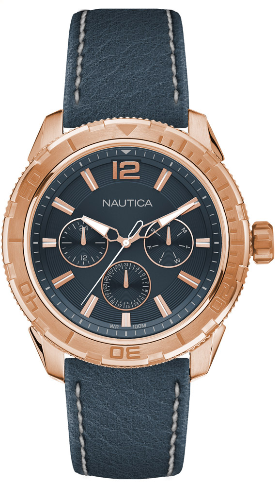 NAUTICA MEN'S WATCH SEATTLE 48MM by Nautica