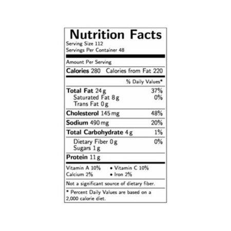 Mariner Jack Lemon Butter Garlic Sauce Shrimp Scampi, 2 Pound - 6 per case. Cajun Garlic Butter