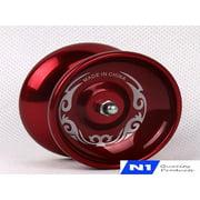 N1 Professional Aluminum Magic Yoyo K1 Spin ABS Yoyo 8 Ball KK Bearing with Spinning String for Kids