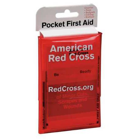 American Red Cross RC-600-GR Bulk First Aid kit, Red