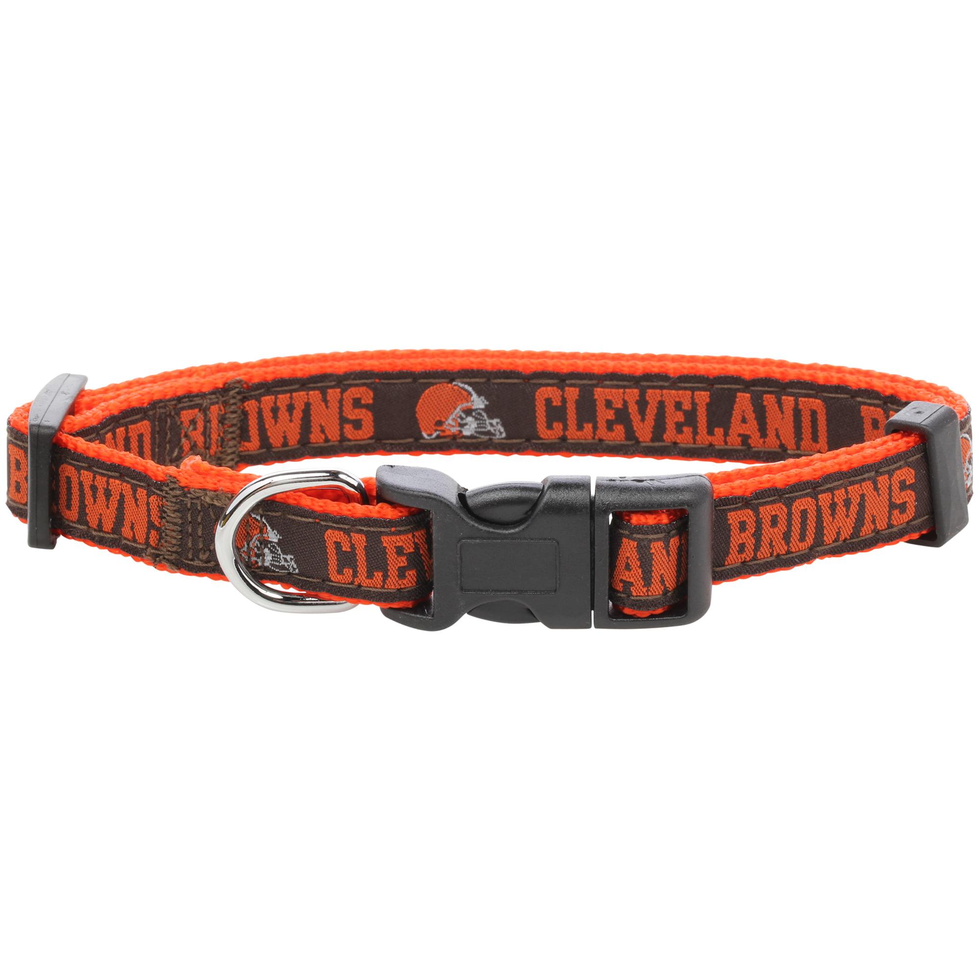 Cleveland Browns Pet Collar