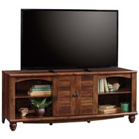 """Sauder Harbor View Entertainment Credenza for TVs up to 60"""", Multiple Finishes"""