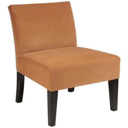Ave Six Laguna Upholstered Dining Chair Walmart Com Walmart Com