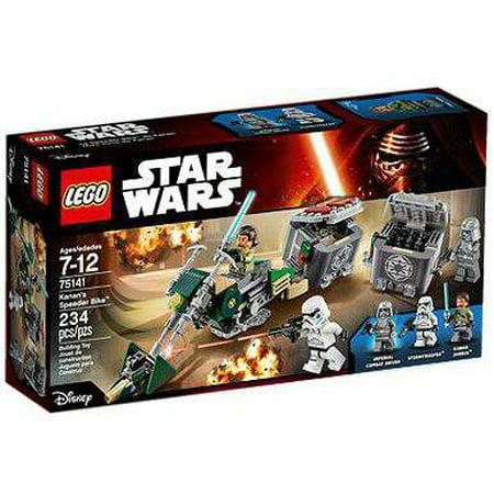Star Wars Rebels Kanan's Speeder Bike Set LEGO - Lego Speeder Bike