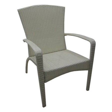 Outdoor Innovations All Weather Outdoor Woven Adirondack Chair ()