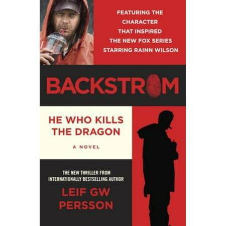 Backstrom: He Who Kills the Dragon - eBook