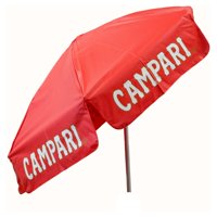 DestinationGear 6' Campari Vinyl Umbrella Beach Pole