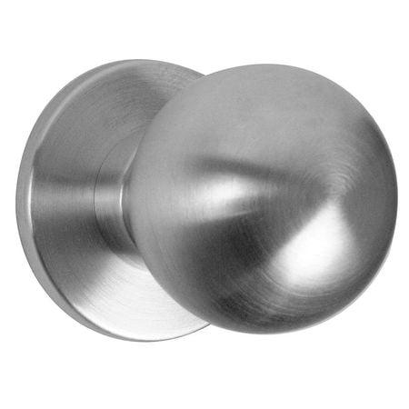 FALCON LOCK W301S HANA 626 Medium Duty Knob Lockset,Ha,Privacy