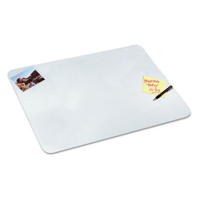 Artistic Eco-Clear Desk Pads with Microban by