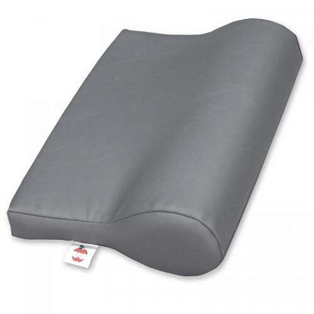 - Ab Contour Pillow - Gray Vinyl, pillow By Core Ship from US