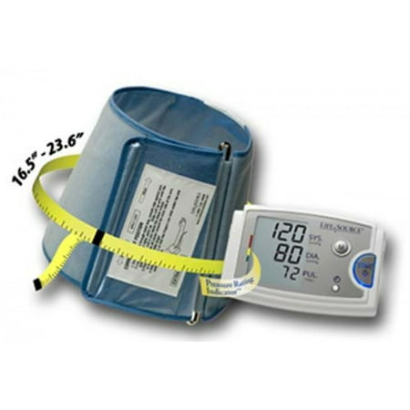 A&D Medical Extra-Large Arms Automatic Blood Pressure