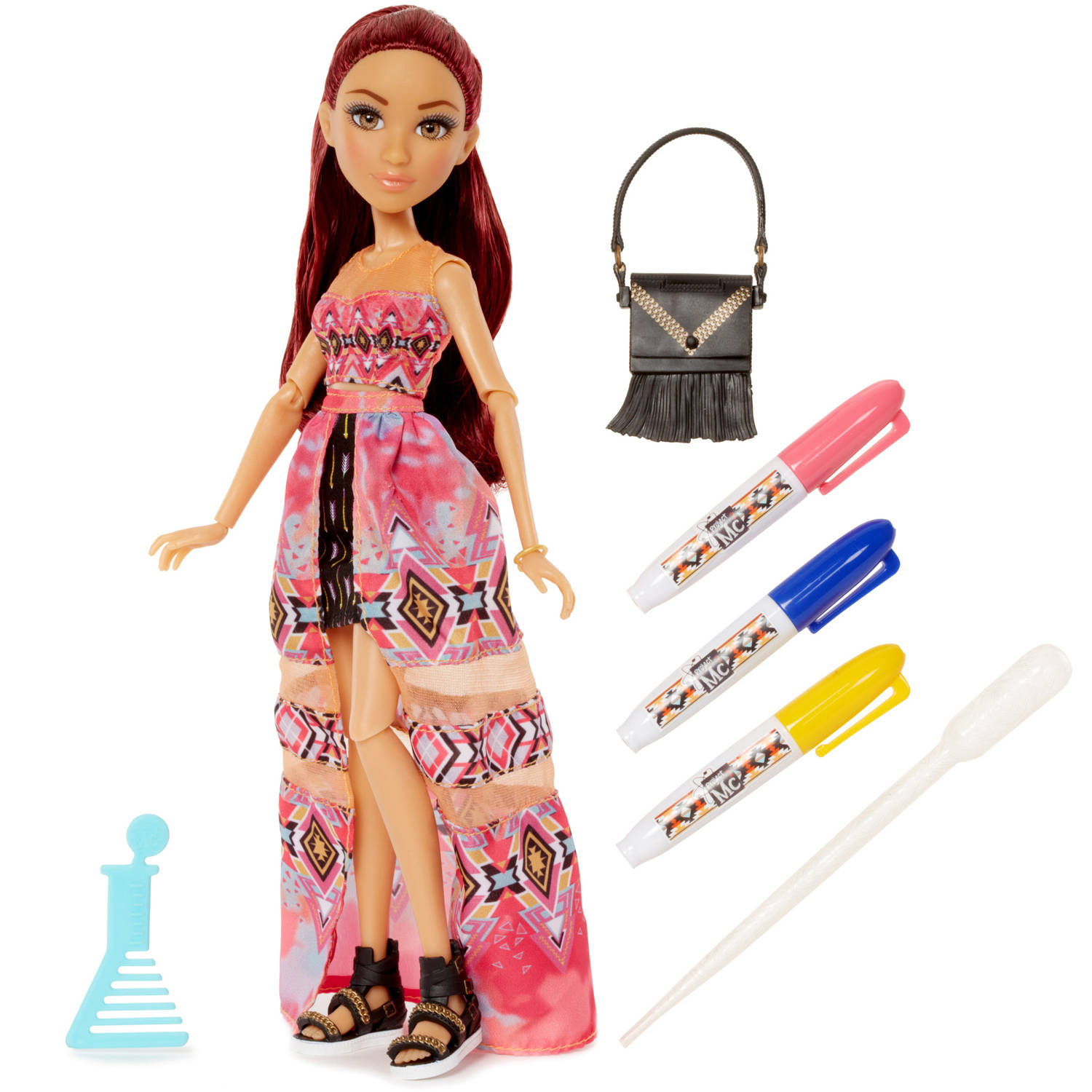 Project Mc2 Experiments with Doll, Camryn's Tie Dye