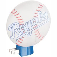 MLB Kansas City Royals Plug-in Night Light, 1 Each