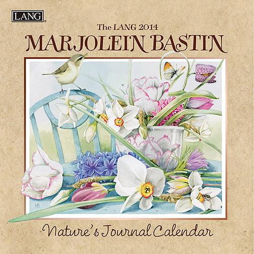 Lang Marjolein Bastin Nature's Journal 2014 Mini Calendar