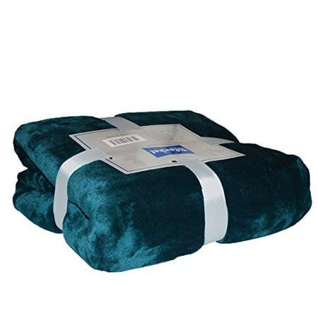 Velvet Throw Blanket Light Weight Plush Microfiber Comforter Blanket 59