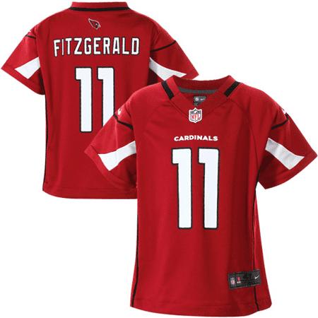 reputable site e5899 0cf14 Larry Fitzgerald Arizona Cardinals Nike Toddler Game Jersey - Cardinal