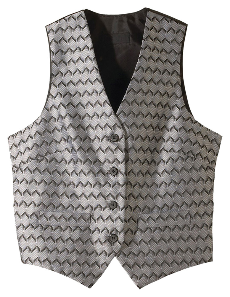 Edwards 7391 Women's Swirl Brocade Vest