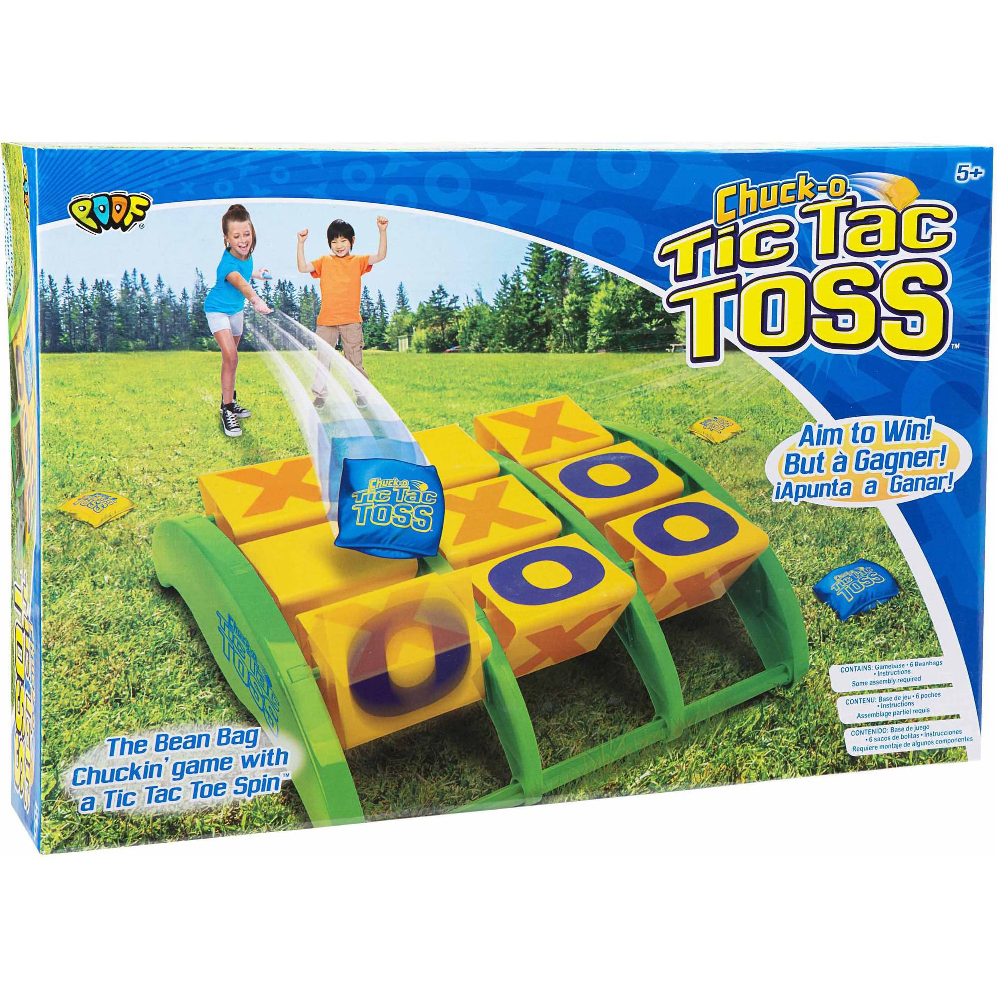 POOF Chuck-O Tic Tac Toss by Alex Brands