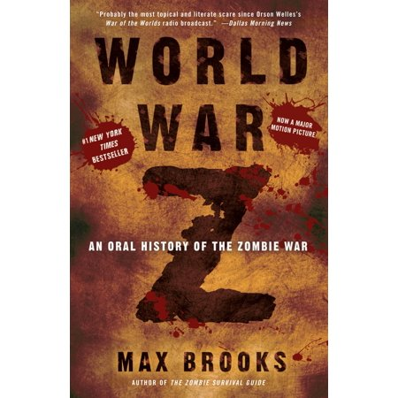 World War Z : An Oral History of the Zombie - Zombie Halloween Rl Stine