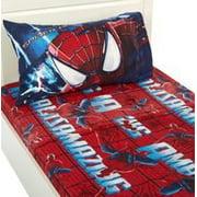 Marvel Spiderman Slash Sheet Set, Twin