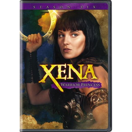 Xena Warrior Princess: Season Six (DVD)