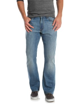 Wrangler Men's Relaxed Bootcut Jean with Stretch