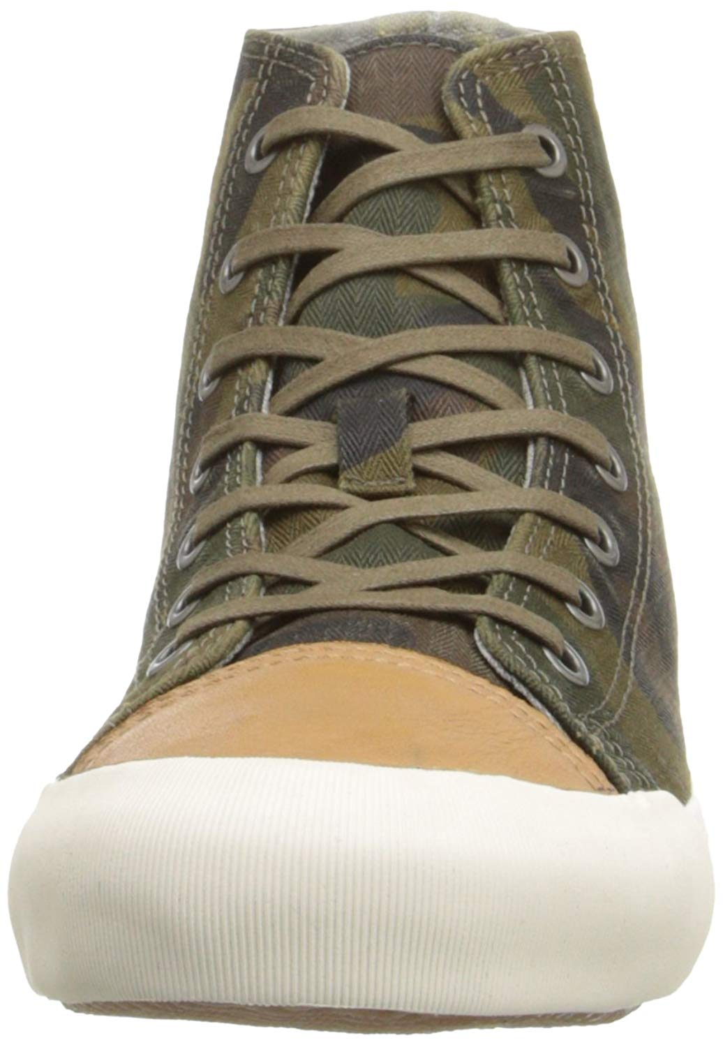 SeaVees Women's 08/61 Army Issue High Mojave Fashion, Olive Camouflage, Size 5.0