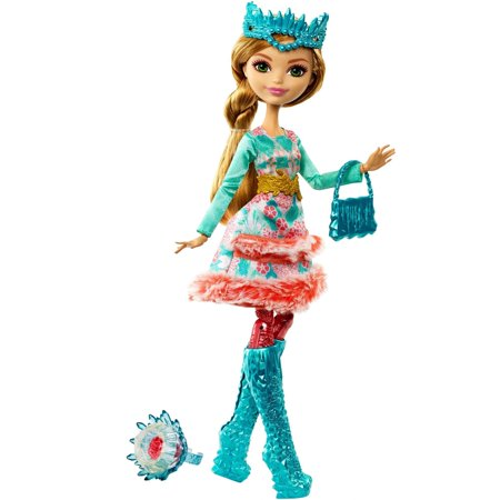 Ever After High Epic Winter Ashlynn Ella Doll - Ever After High Cerise Wolf