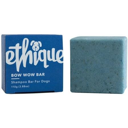 Bow Wow Beauty Bar (Ethique Eco-Friendly Shampoo Bar For Dogs, Bow Wow Bar 3.88)