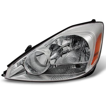 Fits 04 05 Toyota Sienna Driver LH Left Side Halogen Type Headlight -