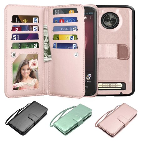 on sale 7f7b1 a402e Njjex Wallet Cases For 6.1