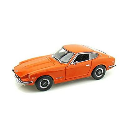 Maisto 1971 Datsun 240Z Diecast Vehicle, Orange