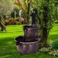 outdoor soothing water walls fountains shop garden fleur fountain features collections