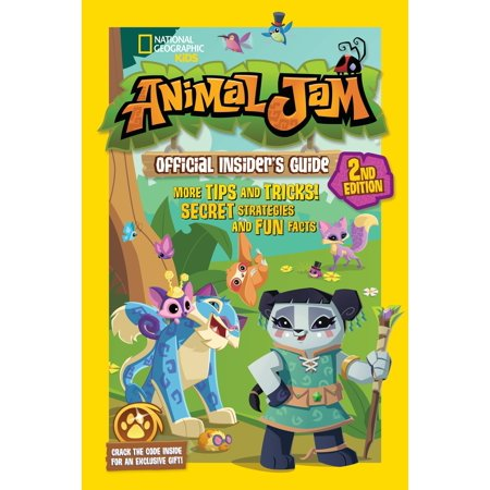 Animal Jam Official Insider's Guide, Second