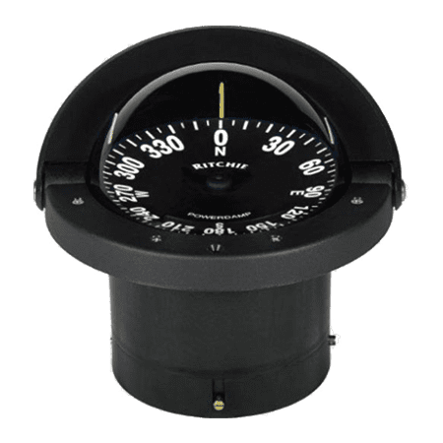 RITCHIE COMPASSES FN-201 Compass, Flush Mount, 4.5