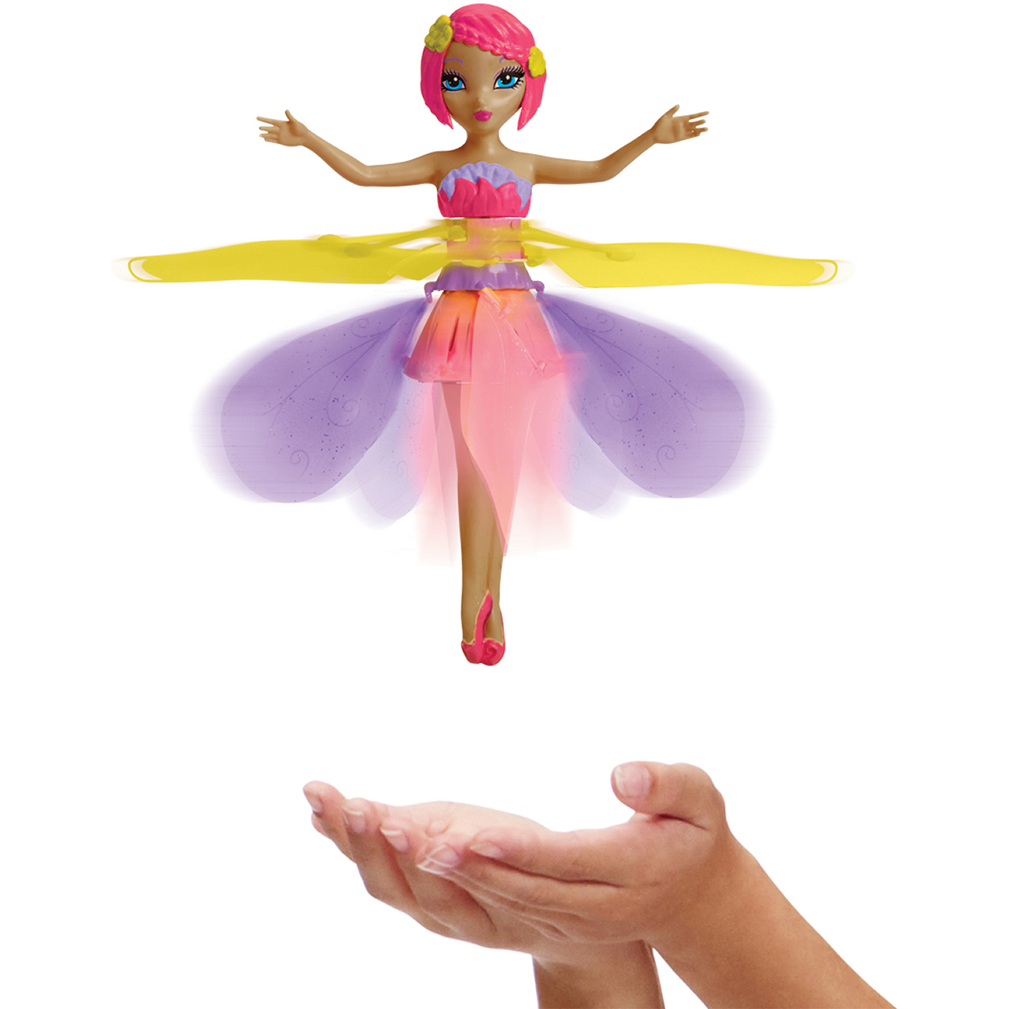 Flutterbye Flying Fairies Walmart
