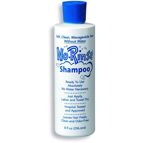 No Rinse Shampoo - 8 Oz Bottle Anthony Logistics for Men Purifying Astringent Pads